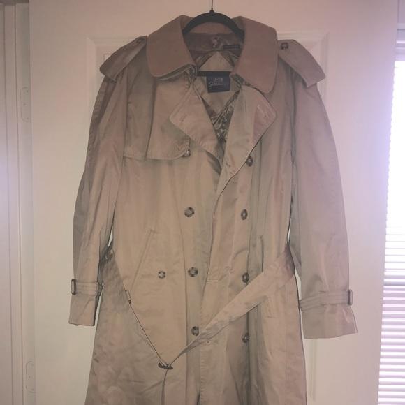 Stafford Trench Coat 44 Short